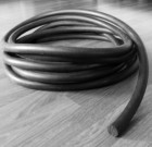 50 Foot Flexible 1″ Rubber Track